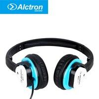 Alctron HE018 מקצועי על אוזן אוזניות משמש לניטור, האזנה למוסיקה וצפייה בטלביזיה