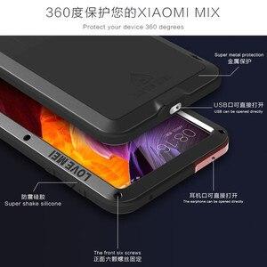 Image 5 - Tam Vücut Koruyucu Xiao mi mi mi x 2 vaka için Xiao mi mi mi x 2 2 S mi x2 Telefon ve gorilla cam Metal Zırh sFor Xiao mi mi mi x 2 vaka