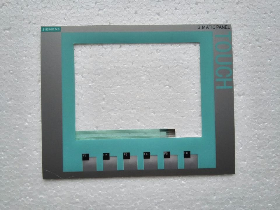 6AV6647 0AC11 3AX0 KTP600 Membrane Keypad for HMI Panel repair do it yourself New Have in