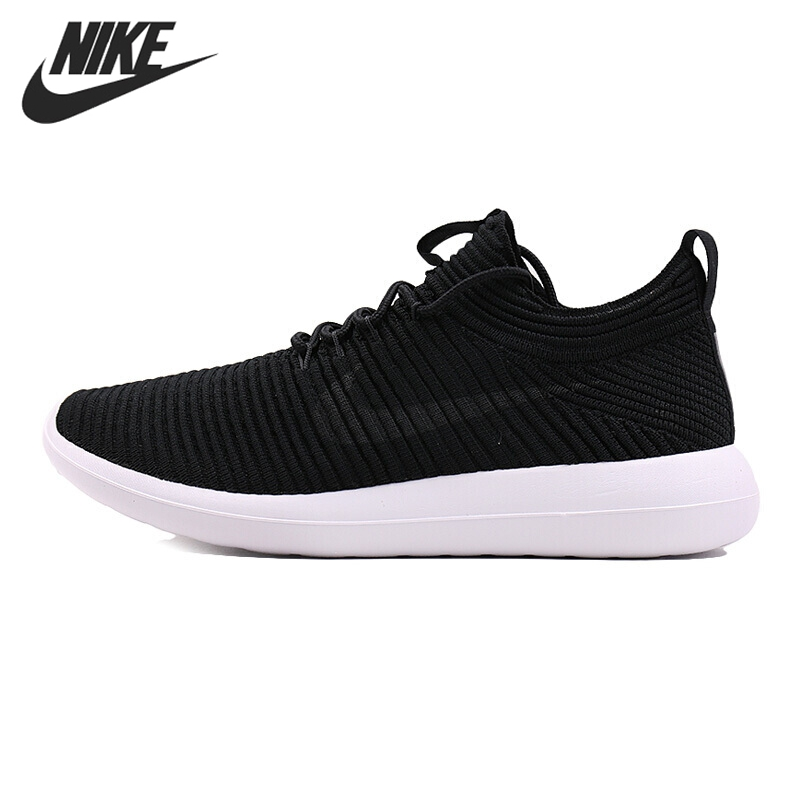 Original New Arrival 2017 NIKE ROSHE TWO FLYKNIT V2 Women's Running Shoes Sneakers nike wmns roshe one flyknit