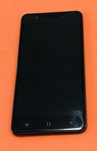 """Pantalla LCD Original usada + pantalla táctil de cristal digitalizador + marco para Elephone P8 mini MT6750T Octa Core 5,0 """"FHD envío gratis"""