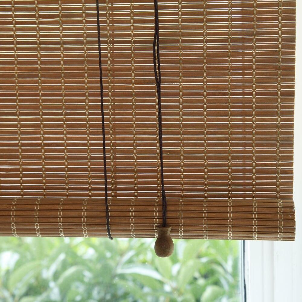 Online Shop Cheap highend custom bamboo bamboo curtain shutter