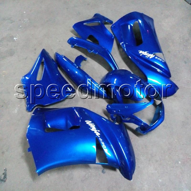 Пользовательские + Botls + новый синий обтекатель для Ninja 650R ER 6f 2006 2008 ER6f 2006 2007 2008 мотоцикл обложка