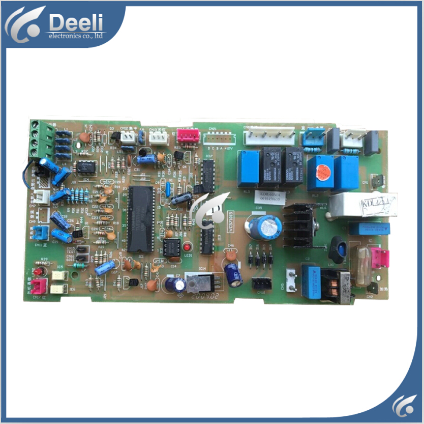 95% new good working for Haier air conditioning board 0010450635 KDR-60N/A VC571015 computer board on sale 95% new for haier refrigerator computer board circuit board bcd 198k 0064000619 driver board good working