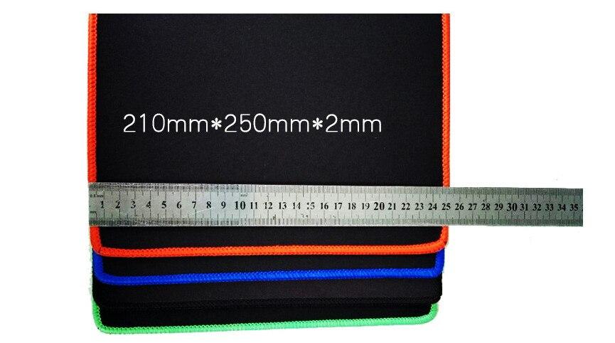 Փոքր միջին չափի DIY մկնիկի պահոց Սև / - Համակարգչային արտաքին սարքեր - Լուսանկար 3