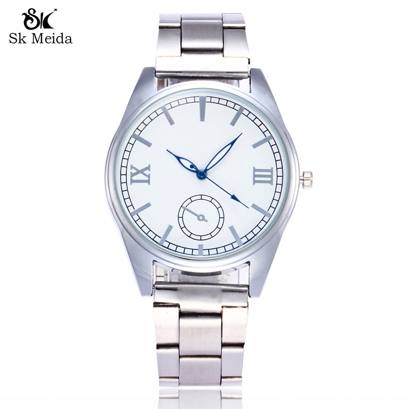 New stylish quartz watch simple compact metal Roman numerals dial ladies watch round stainless steel strap women watches SW-36 new watch women hollow out alloy dial clcok faux leather analog quartz watch roman numerals ladies casual wrist watches women