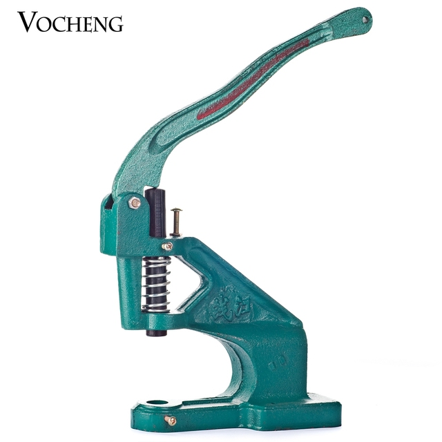 grommet machine press