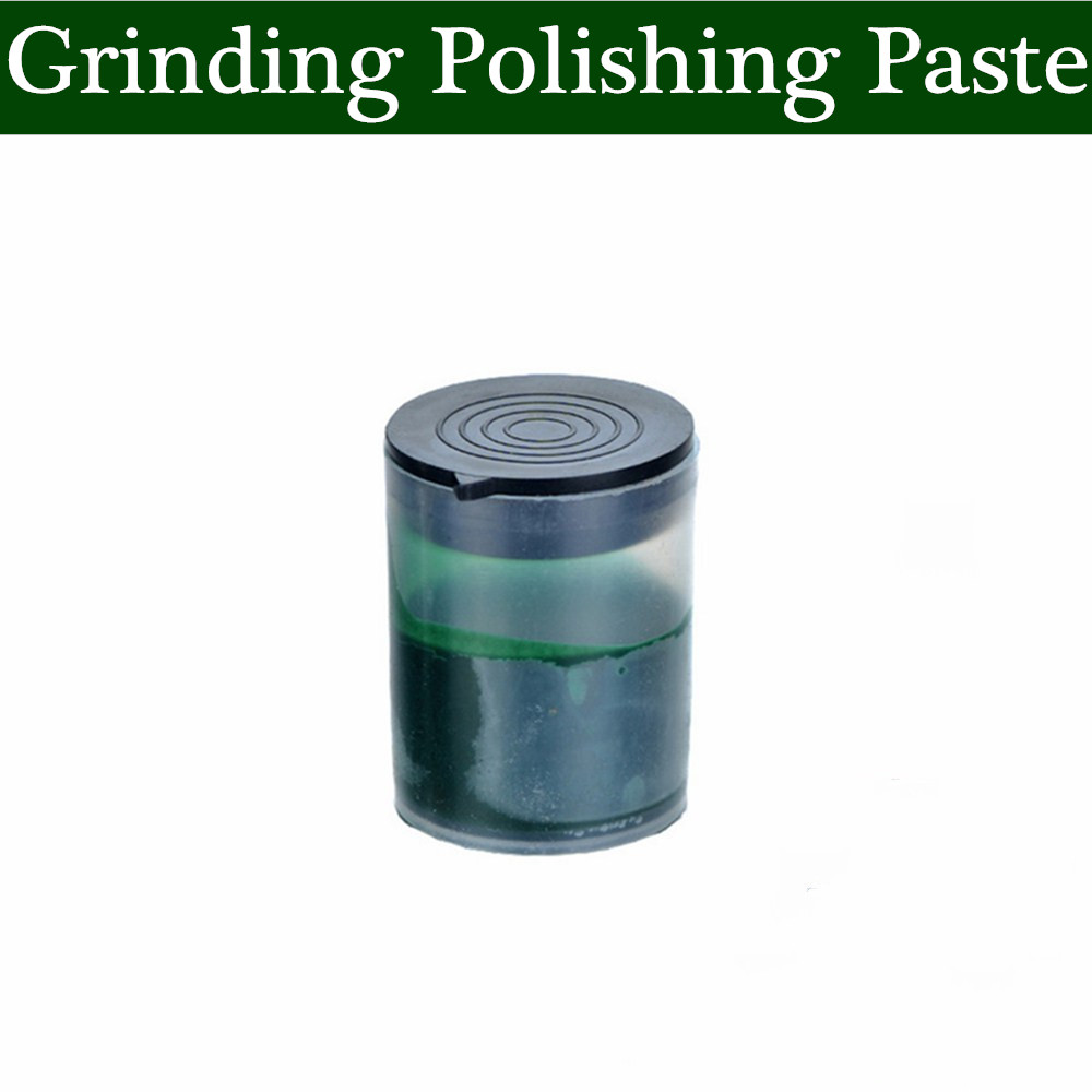 New Arrival Granularity w3.5\3000# Wool Grinding Paste Tool bottle size 27*36mm green grinding polishing Paste for wool