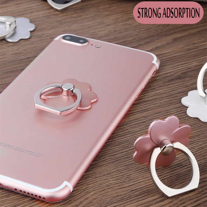 Titular dedo Telefone stands Círculo Aperto Suporte Do Telefone xiaomi Smartphones para iphone 7 6 mi8 5 plus Anel Titular Do Telefone móvel Celular