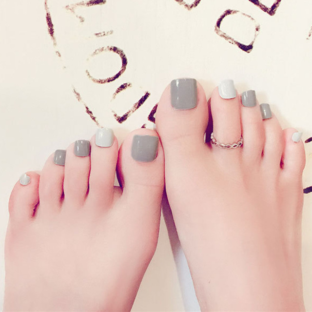 Black Nail Polish Foot: Nail Polish Colors For Dark Skin Feet