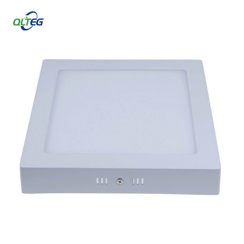 Non- dimmable 6W 12W 18W 24W Super Bright Square LED Ceiling Light Surface Mounted LED Panel down Lights for home illumination цена