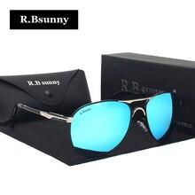 2017 Nuevos R. Bsunny Conductor Polarizadas Diseñador de la Marca Mujeres de Los Hombres gafas de Sol de La Vendimia de La Manera Gafas de Sol gafas de sol oculos masculino