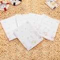 60*130 cm Tamaño Grande Del Bebé 100% Toalla de Gasa de Algodón de Dibujos Animados Bebé Toallitas Bebé Muselina Cuadrados Absorbente Toallas de Baño Toallita suave