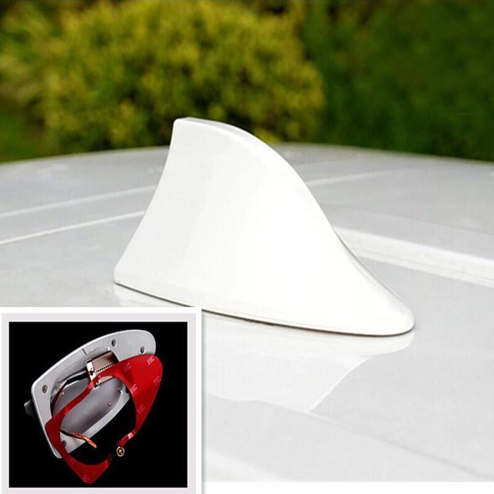 For Chery Tiggo Car Shark Fin Antenna With Blank Radio Signal Auto Accessories Car Roof Decoration 1set