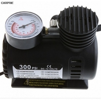 CARPRIE New Portable 12V Auto Electric Air Compressor Tire Inflator Pump 300 PSI For Car