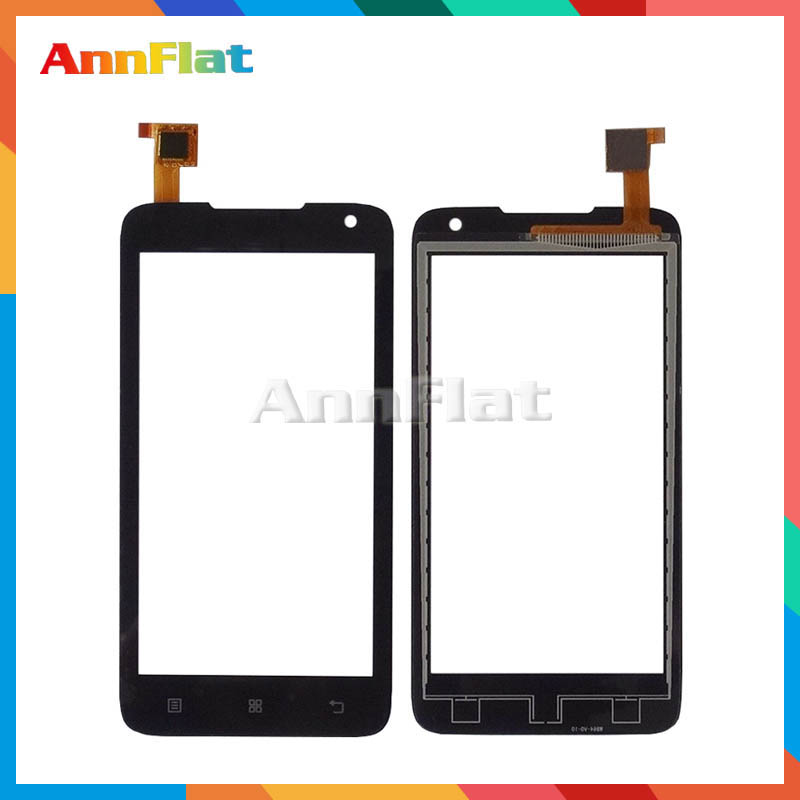 High Quality 4.5 For Lenovo A526 Touch Screen Digitizer Front Glass Lens Sensor Panel Free Shipping