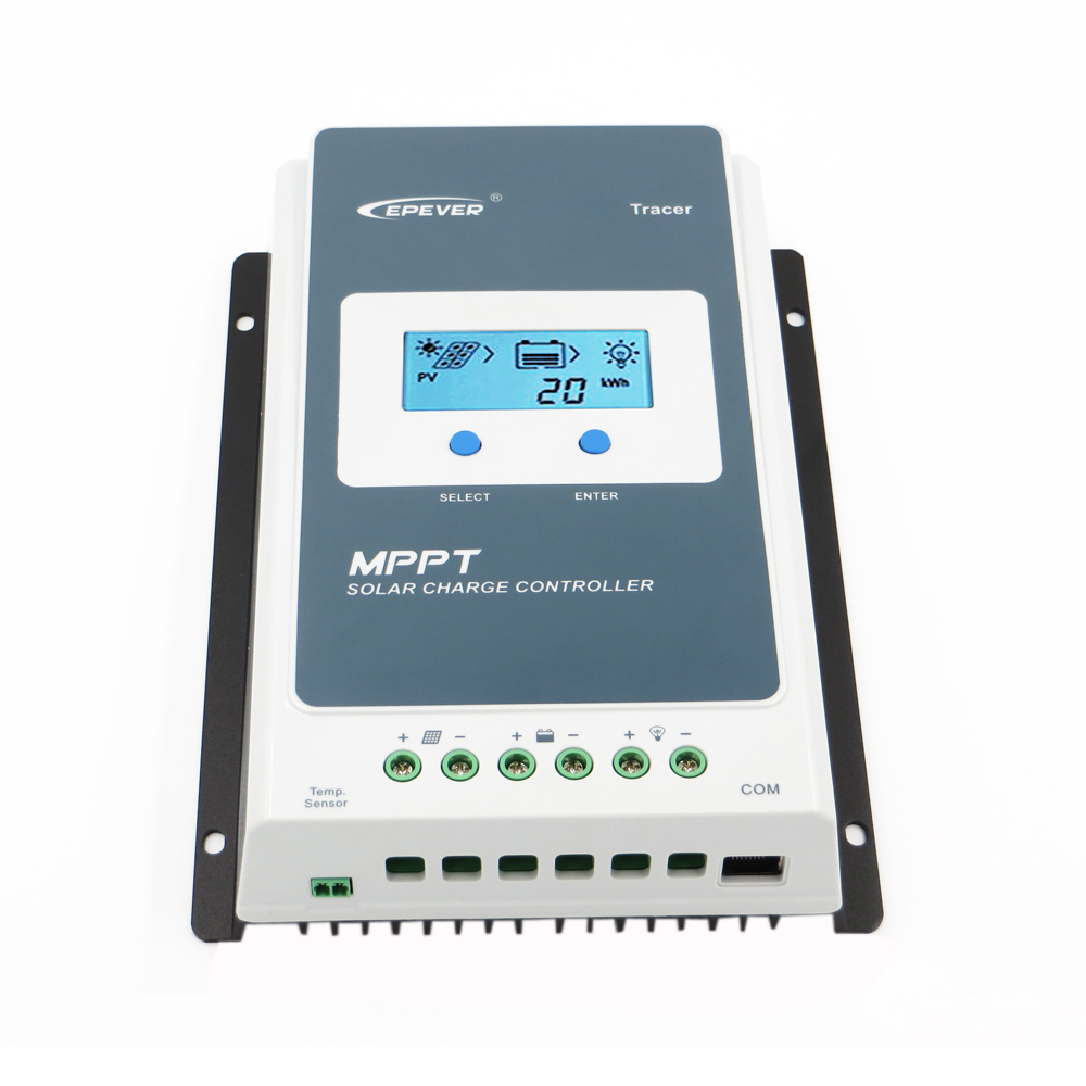 Traceur 10A 1206AN 1210AN MPPT de Charge Solaire Contrôleur cellulaire batterie chargeur contrôle 1206AN 1210A 1210AN EPEVER Traceur Régulateur