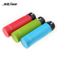 Sports Bike Bicycle Cycling Water Bottle Cup Stainless Steel Vacuum Flask 450ML