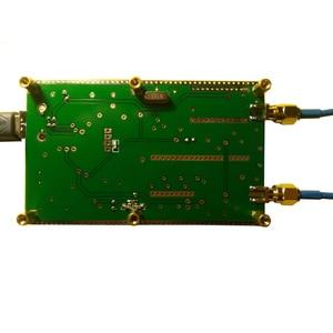Image 2 - Простой портативный уборочный аппарат AD9834 источник DDS генератор сигналов 0,05 МГц 40 МГц тестер емкости индуктивности для любительского радио