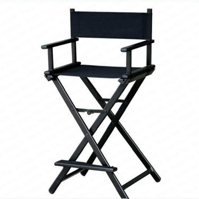 Directeur chaise en aluminium chaise longue pliante en plein air toile plage chaise Bar bureau maquillage chaise formelle à manger chaises Dotomy
