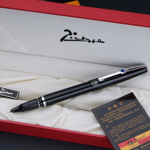 Fountain pen picasso financial pen ps 925 senna pure black fountain pen FREE shipping original picasso fountain pen ps 927 silver fountain pen high grade teacher leader gift white oracle green free shipping