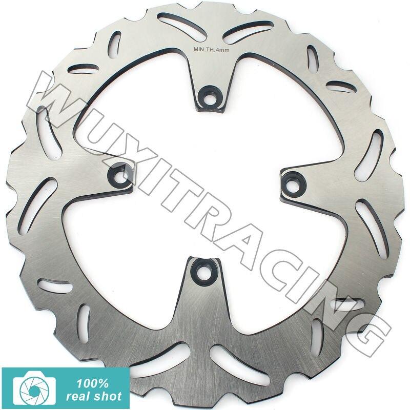 BIKINGBOY доской 256mm Новый заднего тормозного диска ротора для Honda ВФР 750 Ф 90-97 и vfr 800 перехватчик в-ТИК 98 99 00 01 CROSSRUNNER 800 11-14