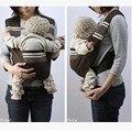 12 стили высокое качество малыш перевозчик Minizone X тип слинг регулируемая редукционный детей подтяжки рюкзак сумки