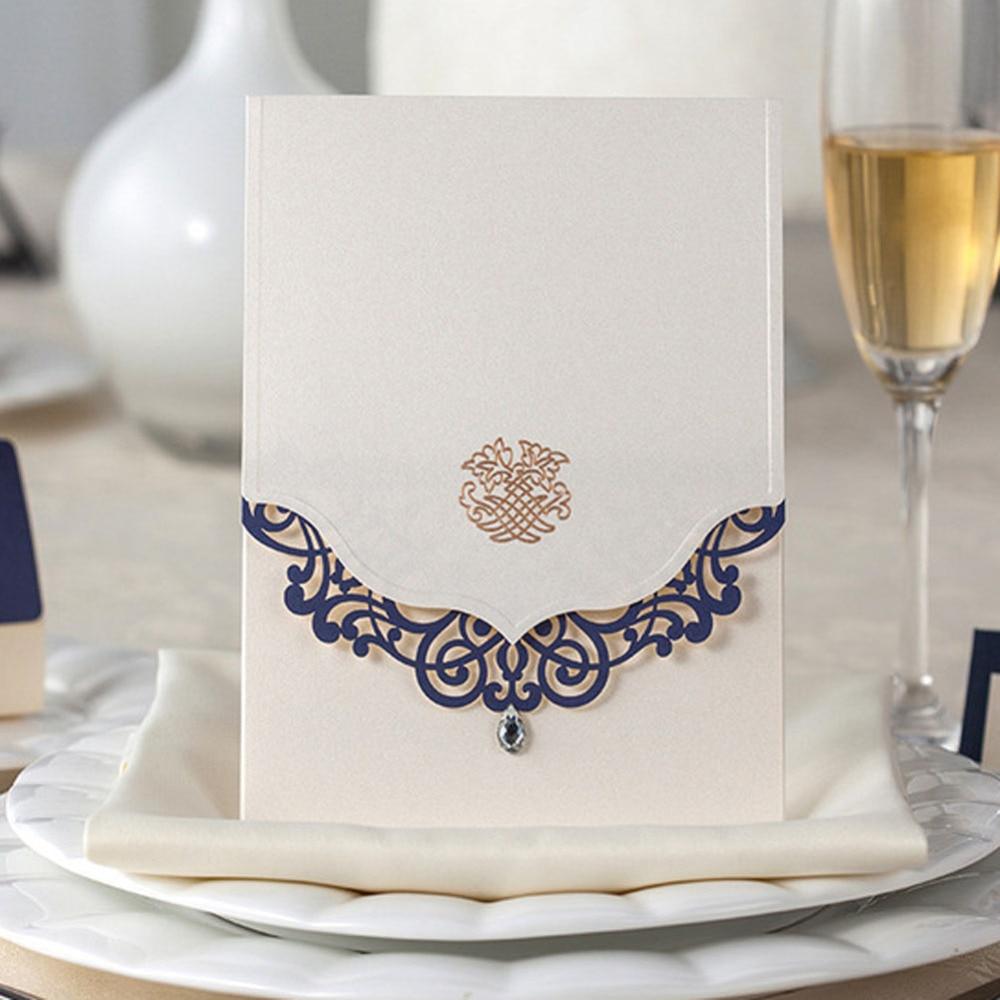 Cheap Blue Wedding Invitations: Online Get Cheap Royal Blue Wedding Invitations