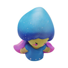 Лечебная игрушка принцесса кукла Ароматические медленно расправляющиеся мягкие игрушки Squeeze игрушечные лошадки снятие стресса ToyGift Мягкая Новинка антистресс малыш подарок L503