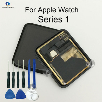 Original New 38mm 42mm Sport / Sapphire Version For Apple Watch Series 1 S1 LCD Touch Screen Display Assembly With Free Tools