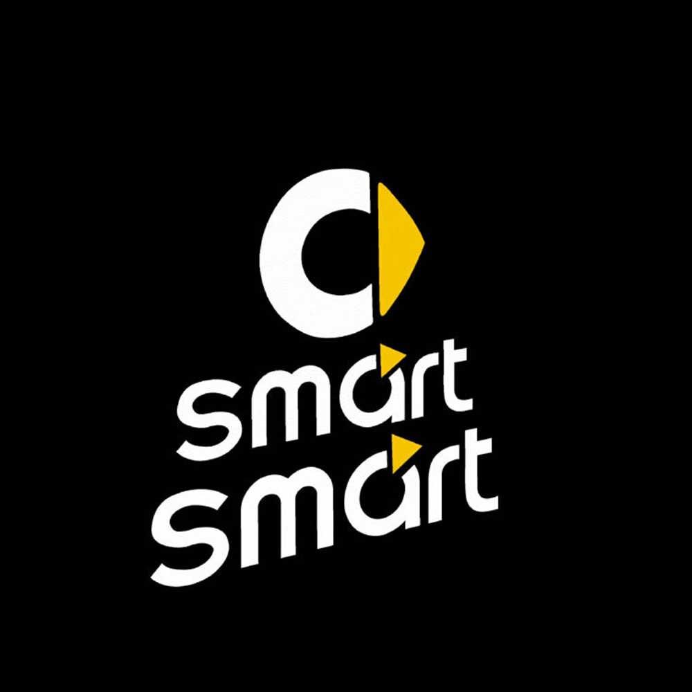 Autocollant de frein à main de changement de vitesse pour accessoires de voiture réfléchissants Aliauto pour Smart Fortwo Forfour