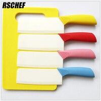 RSCHEF 1 Piece 6 Inch Ceramic Knife Kitchen Knife Carving Knife Anti Slip Business Gift