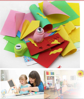 Free Shiping 15 Colors A4 Copy Paper Office Paper Colour Handmade Paper A4 Printing Paper Origami