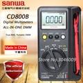 Цифровой мультиметр sanwa CD800B  мультиметр true rms  автоматическое энергосберегающее включение и выключение данных