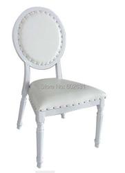 Branco de alumínio cadeira do banquete cadeira do hotel cadeira casamento real