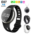 E07 Bluetooth Smart Bracelet IP67 Waterproof Pedometer Fitness Tracker Sports Smartband for Android iOS PK ID107 mi band 2 1s