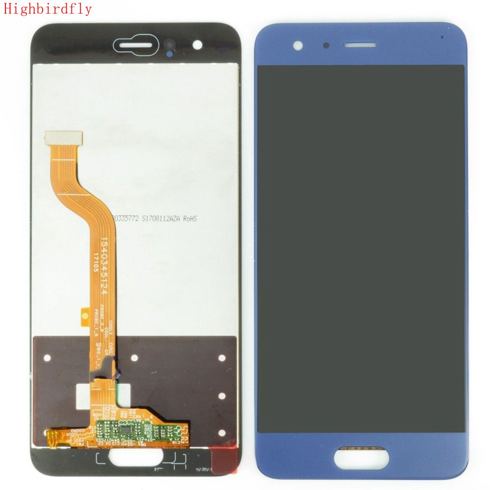For Huawei <font><b>Honor</b></font> <font><b>9</b></font> STF-L09 STF-AL10 STF-TL10 Lcd <font><b>Display</b></font>+Touch Screen Digitizer Assembly Replacement For honor9 lcd image