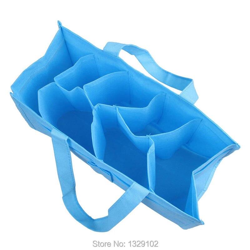 de armazenamento separado, fralda bolsa Color : Blue / Pink