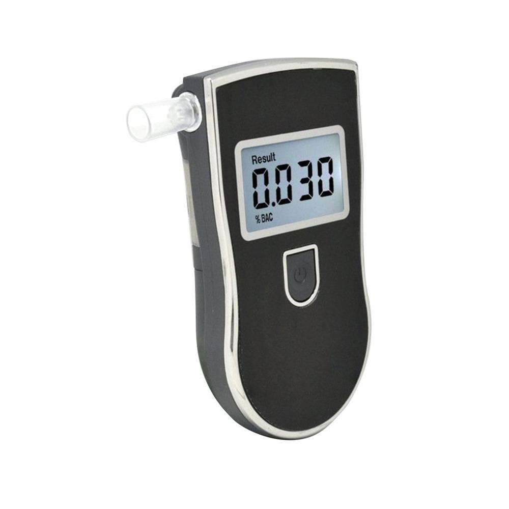 At-818 Electroless Portable Hand-Held Breath Alcohol Tester Drunk Driving Test Equipment Blown Alcohol Detector