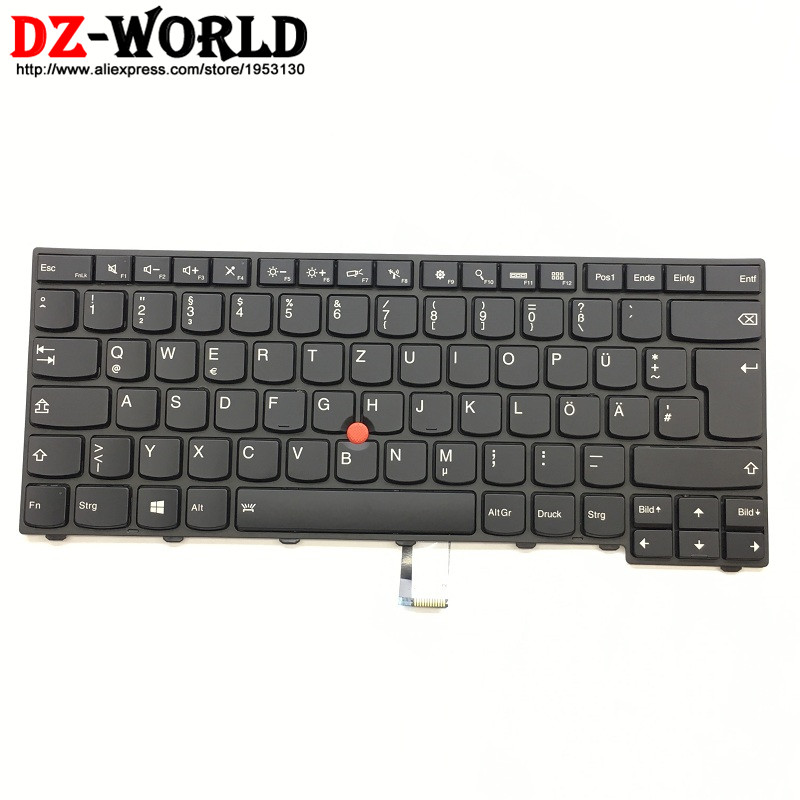 все цены на New Original for Thinkpad T440 T440S T431S T440P T450 T450S T460 Backlit GR German Keyboard 04X0113 04X0151 00HW849 0C43918 онлайн