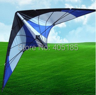 Free Shipping  Outdoor Fun Sports Professional  Stunt Power Kite Carbon Rod  With Flying tools professional stunt kite designs outdoor sport power kite 4 line beach kite with handles flying line string