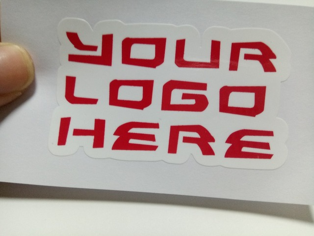 Wholesale printing custom vinyl stickers printed labels and packing labels stickers