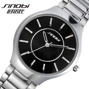2015 Brand MEN BOY Military steel Black Wrist Watch Casual JAPAN Quartz Clock Male Wristwatch Quality
