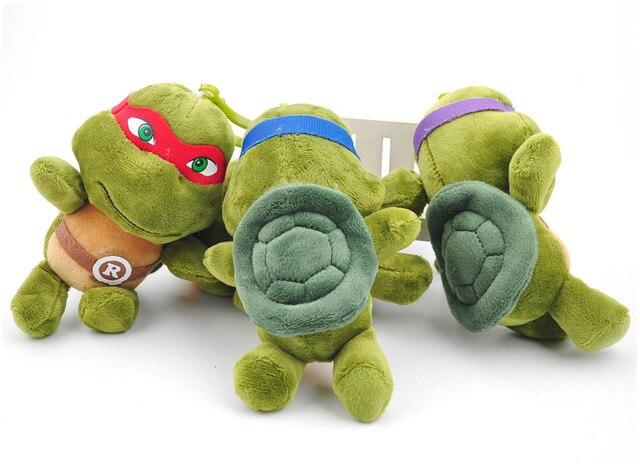 Плюшевые игрушки Черепашки Ниндзя  2