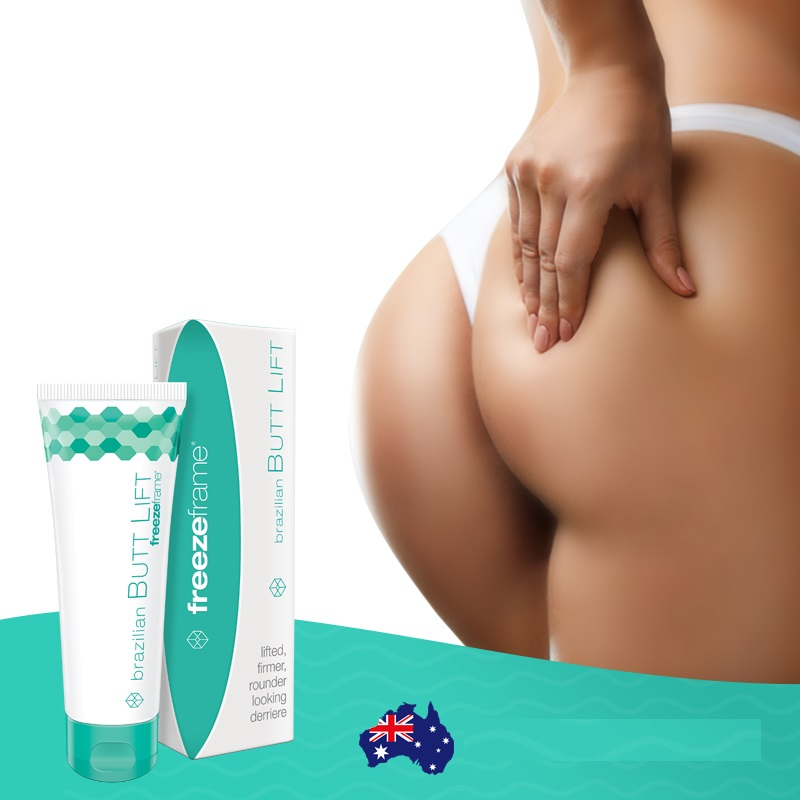 Australia Freezeframe Brazilian Butt Lift Full Firm Rounded Curves Reduce pancake butt Lift firm Body contours Body solutions матрас auriga almaaz firm 135х200 см