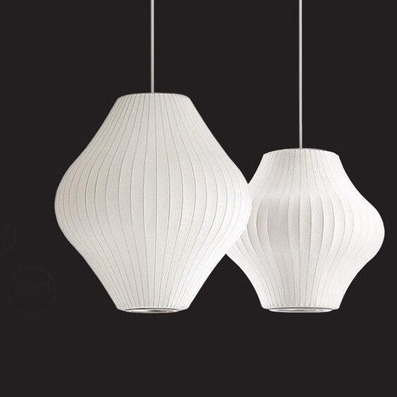 Moderne Peer Lamp Bubble Lampen Hanglamp Schorsing Verlichting ...