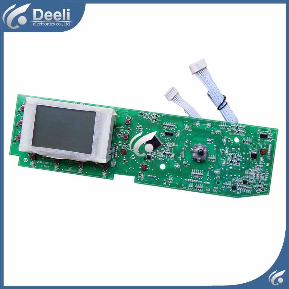 good working for Washing Machine Board control board display board 0024000124M XQG60-B1287 good working original used for power supply board led50r6680au kip l150e08c2 35018928 34011135