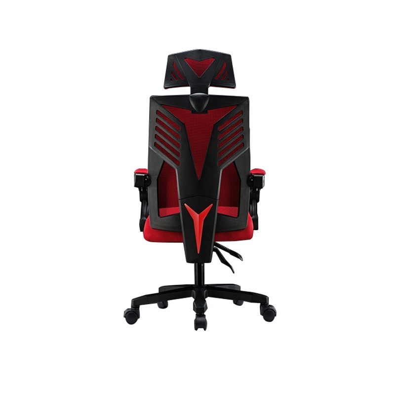 EU Free Shipping Boss Gaming Silla Gamer Esports Poltrona Chair Massage Can Lie With Footrest Artificial Leather Wheel
