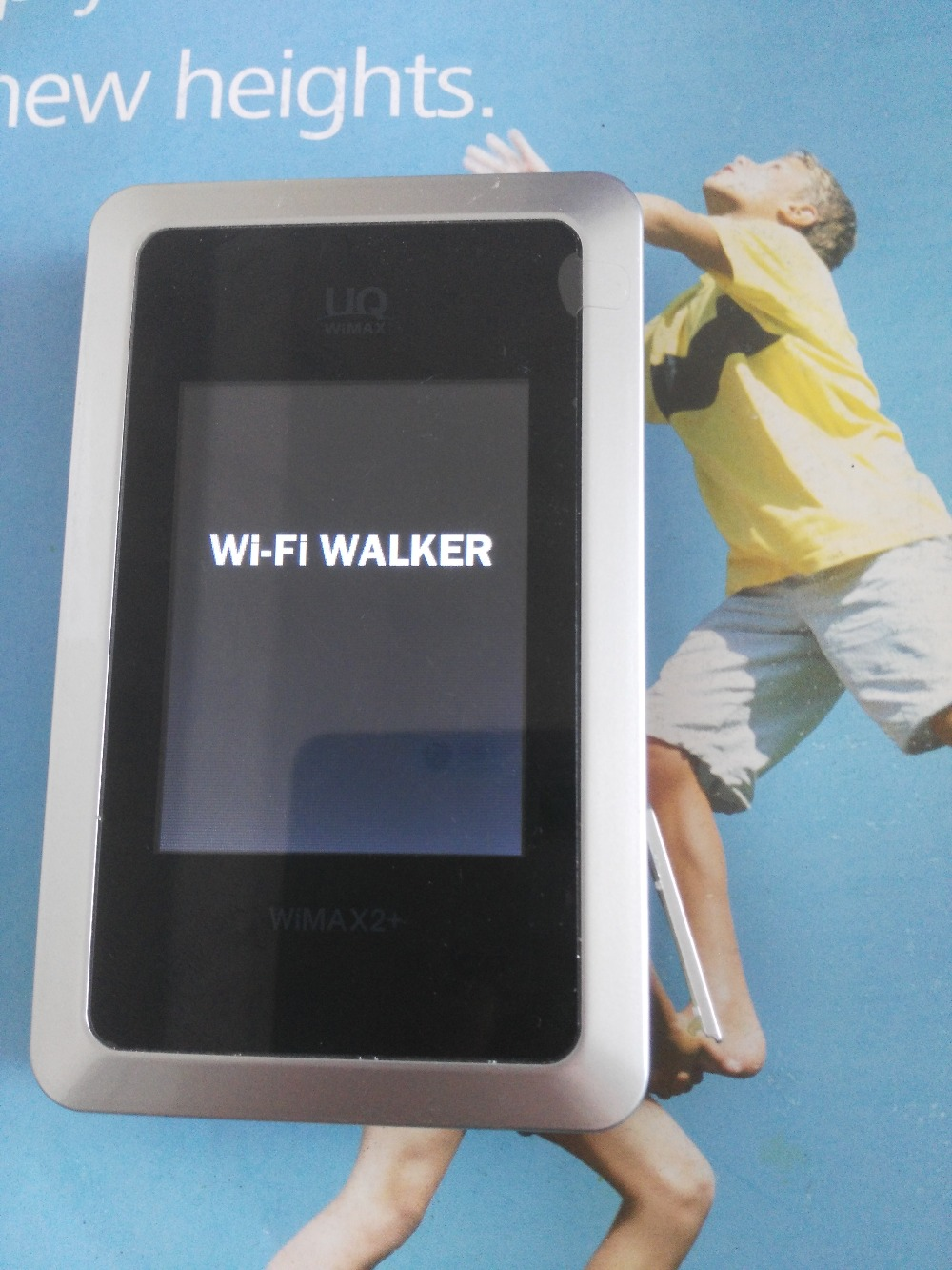 HUAWEI HWD14 LTE/WiMAX Dual Mode Wireless Router