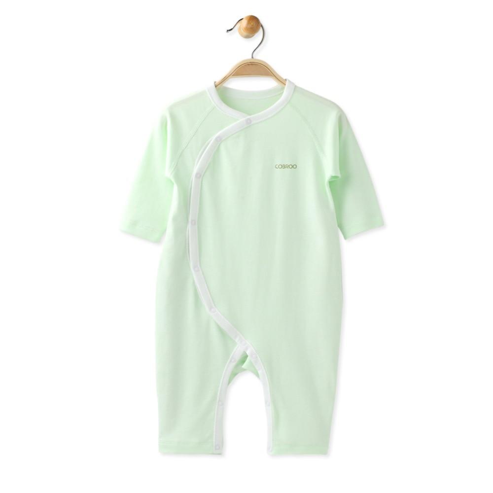 COBROO rompertjes voor babymeisjes / jongens met effen unisex - Babykleding - Foto 3